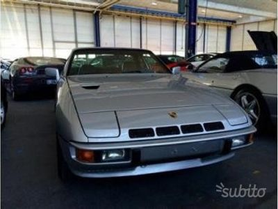 usado Porsche 924 2.0 Turbo gpl 1983 vers rara 177 cv