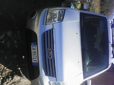 brugt Ford Tourneo Connect limited