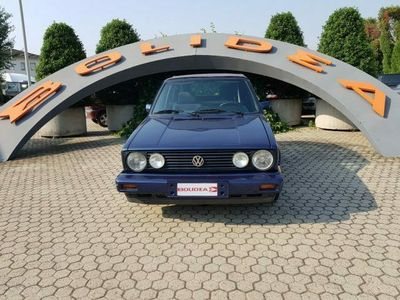 usata VW Golf Cabriolet 1600 Sport