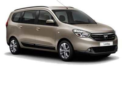 usata Dacia Lodgy 1.6 8V 85CV GPL 7 posti Lauréate del 2015 usata a Bari