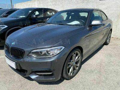 usata BMW M240 Serie 2 Coupédel 2017 usata a Taranto