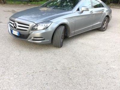 usata Mercedes CLS350 CDI BlueEFFICIENCY prezzo trattabile