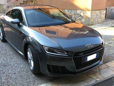 usata Audi TT 2.0 TFSI Quattro S-tronic S-line