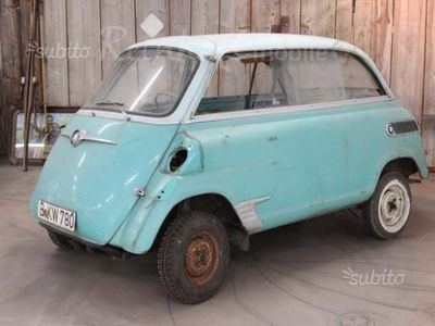 usata BMW 600 - ISETTA Anno 1959