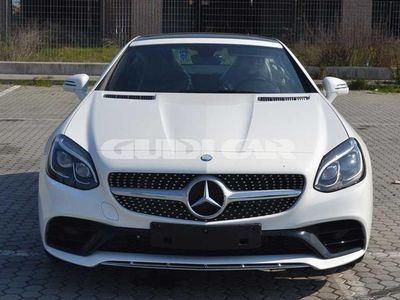 usata Mercedes E250 SLC d