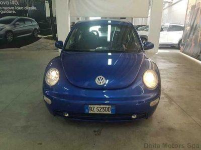 usata VW Beetle NewTDI 101CV del 2002 usata a Ancona