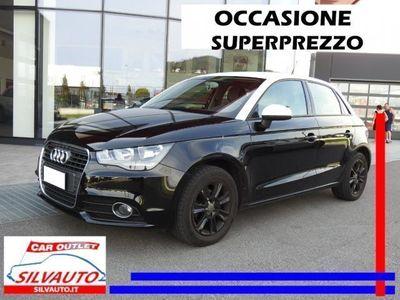 usata Audi A1 SPBK 1.6 TDI 90CV ATTRACTION