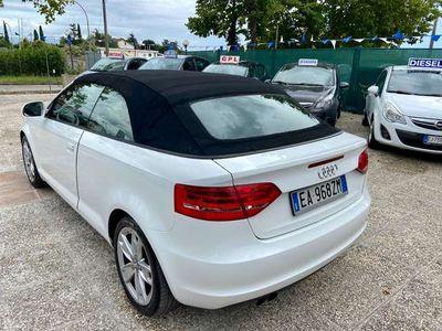 """usata Audi A3 Cabriolet """" DA VETRINA """" 1.9 TDI F.AP. Attraction"""