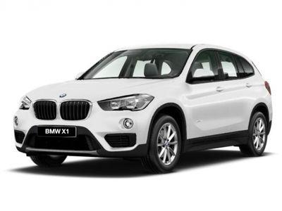 brugt BMW X1 xDrive20d xLine