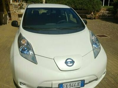 usata Nissan Leaf 24 kw acenta