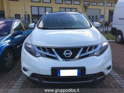 usata Nissan Murano 2ª SERIE 2.5 DCI TEKNA