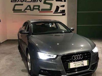 usata Audi A5 SPB 2.0 TDI 190 CV clean diesel S line