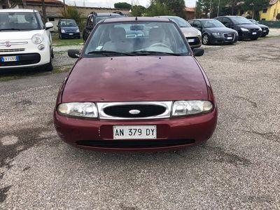 usata Ford Fiesta 1.4i 16v 5p. ghia
