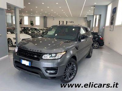 usata Land Rover Range Rover Sport 3.0 TDV6 HSE - tetto apribile - telecamera -euro6B