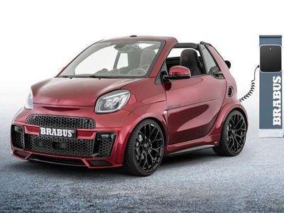 usata Smart ForTwo Cabrio Brabus Ultimate-E