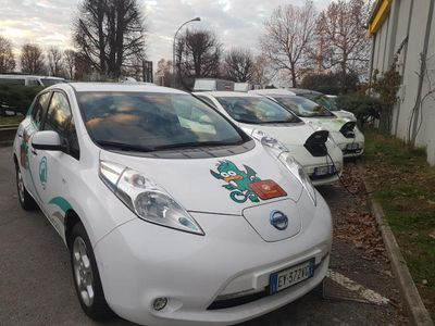 gebraucht Nissan Leaf noleggio di tutta la gamma zero emissioni