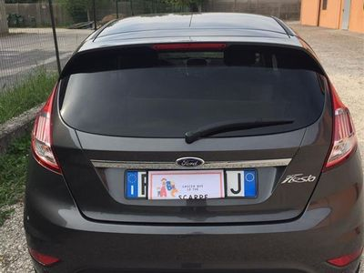 usata Ford Fiesta 1.5 TDCi 75CV 3 porte Business