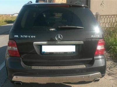 usata Mercedes ML320 - Classe M -CDI 5p automatico a controllo elettronico, con possibile utilizzo manuale sequenziale, 224hp 06-2008->05-2009 - anno 2008