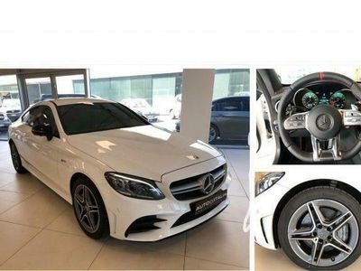 usata Mercedes C43 AMG C 43 AMG4Matic AMG Coupé LIST 87.000 CONTOVENDITA