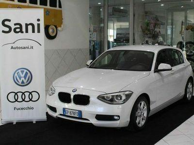 usata BMW 116 1.6 d 5p. 115cv Unico Proprietario