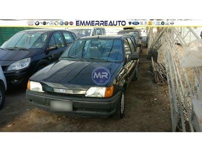 usata Ford Fiesta 1.1 5 porte Ghia 1990 benzina usato