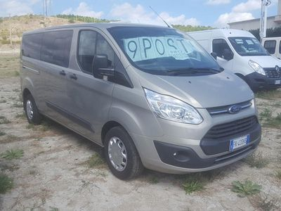 usata Ford Custom Transit310 2.0 TDCi Combi P.LUNGO 9 POSTI