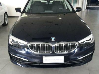 usata BMW 520 Serie 5 d xDrive Msport del 2019 usata a Rende