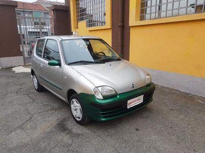 usata Fiat Seicento 1.1i cat BRUSH KM. 67.000 -AUTO PER NEOPATENTATI!