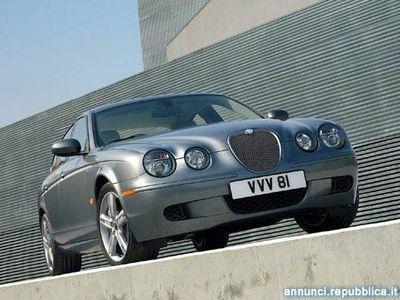 usata Jaguar S-Type 2.7 diesel V6 cat Exec. Volla