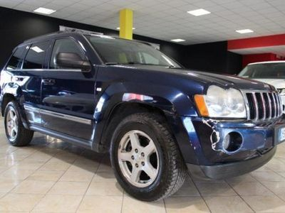 brugt Jeep Grand Cherokee 3.0 V6 CRD Limited**PELLE*UN