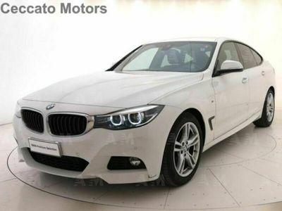 usata BMW 320 Serie 3 GT d Business Advantage del 2019 usata a Castelfranco Veneto
