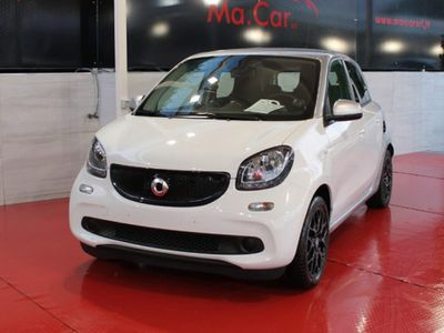 used Smart ForFour 90 0.9 Turbo Passion 2018