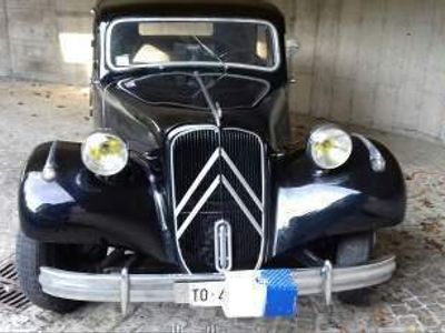 usata Citroën Traction Avant