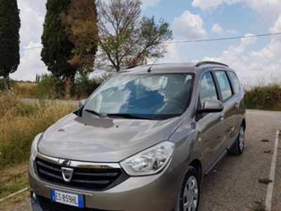 usata Dacia Lodgy 1.5 dci 2013