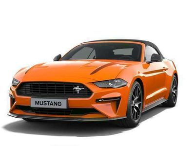 usata Ford Mustang Convert. 2.3l EcoBoost - MAN - MY2020 - N. Orange