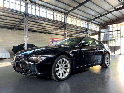 usata BMW 650 650 i V8 Steptronic