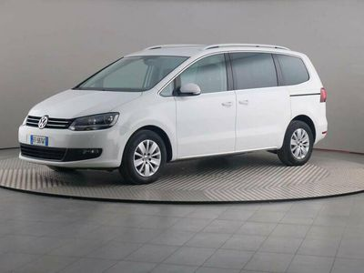 usata VW Sharan 2.0 Tdi Bluemotion tech. Dsg Business 7 Posti