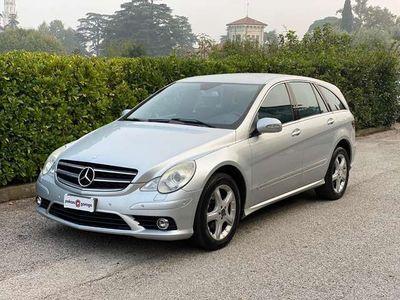 usata Mercedes R350 CDI cat 4Matic Sport Lunga