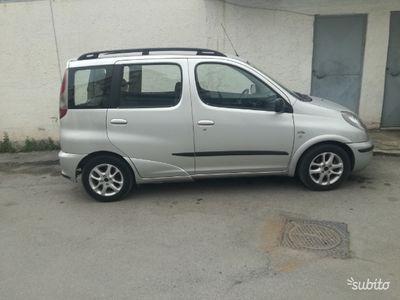 brugt Toyota Yaris Verso Diesel