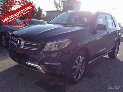 usata Mercedes GLE250 Classe GLEd 4Matic Sport