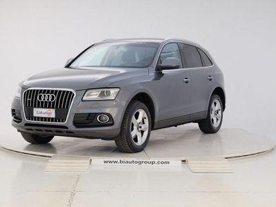 used Audi Q5 2.0 TDI 190 CV clean diesel quattro S tron
