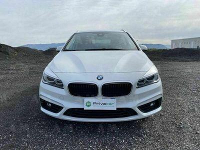 usata BMW 216 Serie 2 Active Tourer d Luxury usato