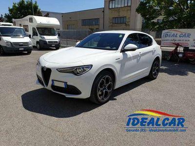 usata Alfa Romeo Stelvio 2.2 Turbodiesel 210 CV AT8 Q4 Ve
