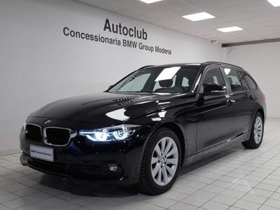 used BMW 320 d Touring Business Advantage aut.