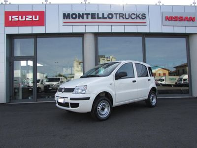 usata Fiat Panda 4x4 1.2 Van Active 2 posti autocarro clima