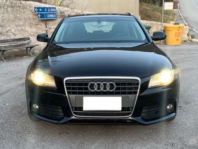 usata Audi A4 Avant 2.0 TDI 143CV F.AP. multitronic - S line
