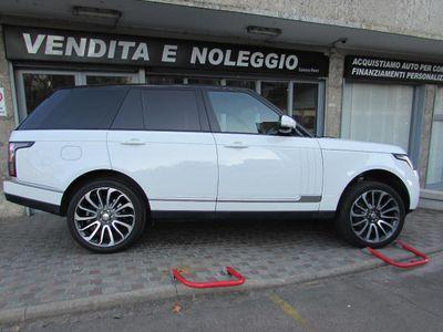brugt Land Rover Range Rover 4.4 SDV8 Vogue