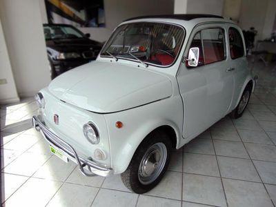 usado Fiat 500L anno 1972, completamente restaurata da abili mani, documenti originali, perfetta