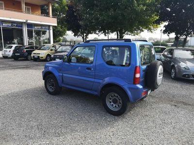 usata Suzuki Jimny 1.3i 16V cat 4WD JLX Special usato