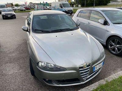usata Alfa Romeo 147 1.9 JTD (120) 5 porte Exclusive